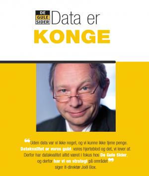SAS data is king